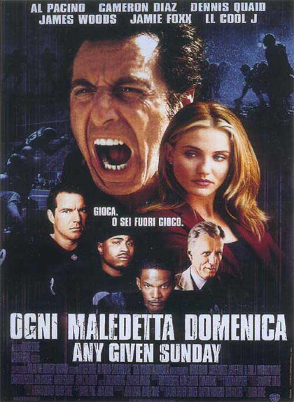 Ogni maledetta domenica download ITA 1999 (TORRENT)