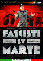 Locandina Fascisti su Marte