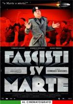 Locandina Fascisti su Marte