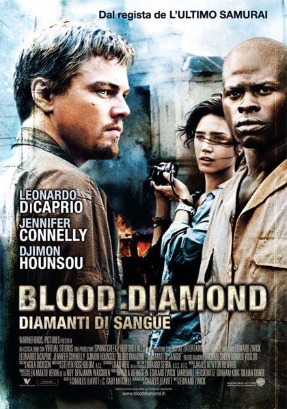 Guarda in streaming Blood Diamond – Diamanti di sangue e scarica il Torrent ITA