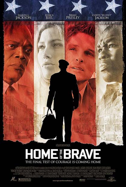 Trailer Home of the Brave