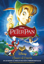 Trailer Le avventure di Peter Pan