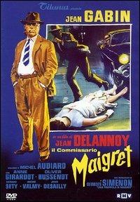 Locandina Il commissario Maigret