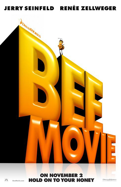 Poster 1 - Bee Movie