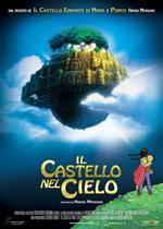 Locandina Il castello nel cielo