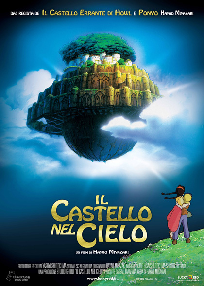 Il castello nel cielo in streaming & download