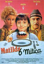 Locandina Matilda 6 mitica