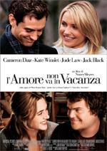 Locandina italiana L'amore non va in vacanza