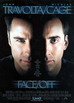Locandina Face/Off - Due facce di un assassino
