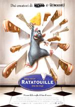 Locandina Ratatouille