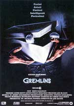 Locandina Gremlins