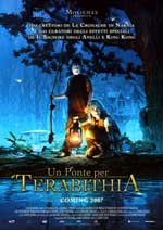 Locandina Un ponte per Terabithia