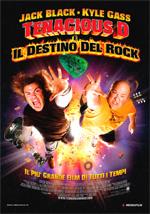 Locandina Tenacious D e il destino del rock