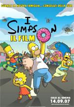 Locandina I Simpson - Il film