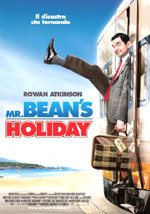 Locandina italiana Mr. Bean's Holiday