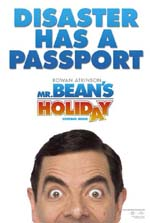 Poster Mr. Bean's Holiday  n. 7