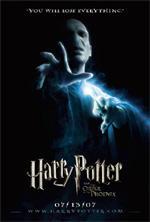 Locandina Harry Potter e l'ordine della fenice