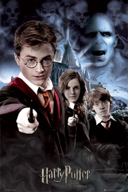 Guarda in streaming Harry Potter e l'ordine della Fenice e scarica il Torrent ITA