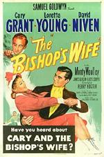 Locandina La moglie del vescovo
