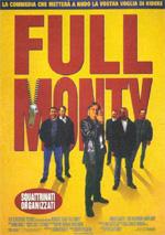 Locandina Full Monty - Squattrinati organizzati