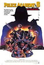 Locandina Scuola di polizia 6: la città è assediata