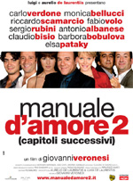 Locandina Manuale d'amore 2 (Capitoli successivi)