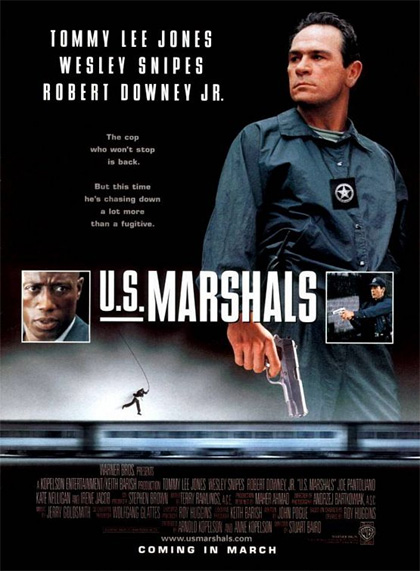 U.S. Marshals – Caccia senza tregua download ITA 1998 (TORRENT)