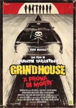 Locandina Grindhouse - A prova di morte