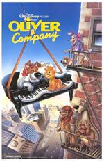 locandina Oliver & Company