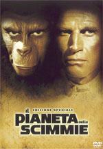 Locandina Il pianeta delle scimmie