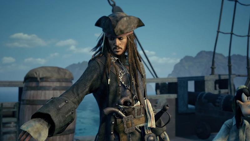 Pirati dei Caraibi - Ai confini del mondo