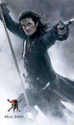 Poster Pirati dei Caraibi - Ai confini del mondo  n. 2