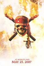 Poster Pirati dei Caraibi - Ai confini del mondo  n. 32