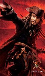 Poster Pirati dei Caraibi - Ai confini del mondo  n. 34