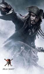 Poster Pirati dei Caraibi - Ai confini del mondo  n. 36