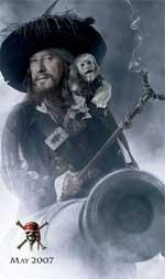 Poster Pirati dei Caraibi - Ai confini del mondo  n. 4