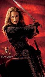 Poster Pirati dei Caraibi - Ai confini del mondo  n. 44