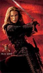 Poster Pirati dei Caraibi - Ai confini del mondo  n. 9