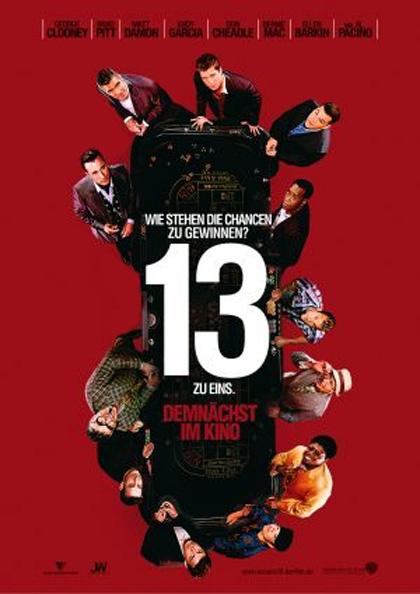 Poster Ocean's 13