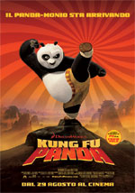 Locandina Kung Fu Panda
