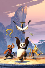 Poster Kung Fu Panda  n. 15
