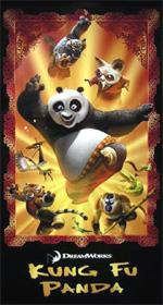 Poster Kung Fu Panda  n. 27
