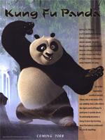 Poster Kung Fu Panda  n. 32