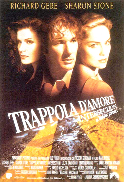 Locandina italiana Trappola d'amore