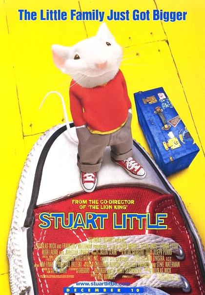 Locandina Stuart Little – Un topolino in gamba