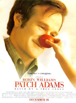 Locandina Patch Adams