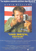 Locandina Good Morning, Vietnam