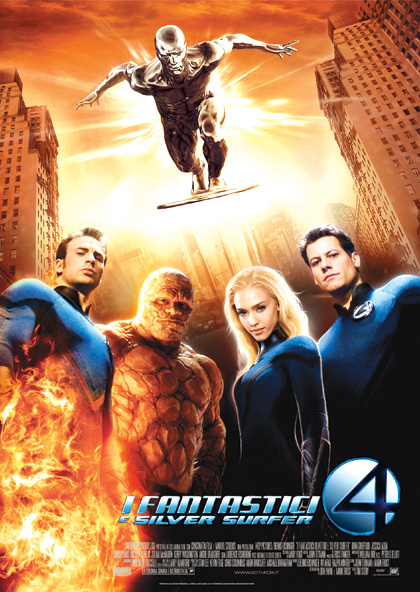 I fantastici 4 e Silver Surfer download ITA 2007 (TORRENT)