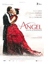 Locandina Angel - La vita, il romanzo
