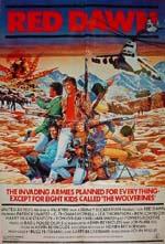 Poster Alba rossa  n. 1